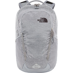 The North Face Vault Backpack mid grey dark heather/tnf black